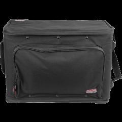 Gator GR-RACKBAG-4UW softcase rack nylon 4U avec roulettes - Vue 2