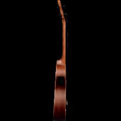 Lâg TKB150CE Tiki Uku Mini Bass Cutaway électroacoustique - Vue 2