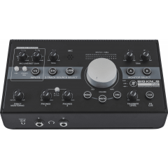 Mackie Bigknob studio Contrôleur de monitoring 3 in 2 out USB - Vue 2