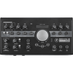 Mackie Bigknob studio+ Contrôleur de monitoring 4 in 3 out USB - Vue 2