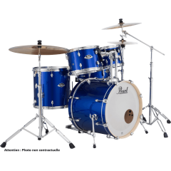 "Pearl Export fusion 20"" High Voltage Blue - Vue 2"