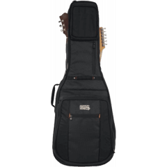 Gator G-PG-ACOUELECT nylon guitare électrique et acoustique - Vue 2