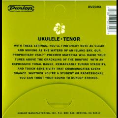 Dunlop Tenor - Vue 2