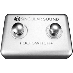 Singular Sound Footswitch+ pour Beatbuddy & Beatbuddy Mini - Vue 2