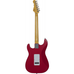 G&L Tribute Legacy Fullerton Red - Vue 2