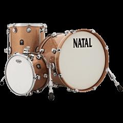 "Natal Café Racer Traditional Jazz 18"" champagne sparkle - Vue 2"