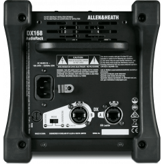 ALLEN & HEATH Boitier de scène portatif dLive DX168 - Vue 2