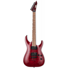 Ltd MH-200QM NT see thru black cherry - Vue 2