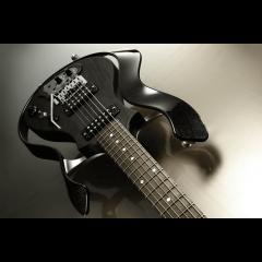 Vox Cadre noir metal, corps noir passive - Vue 2