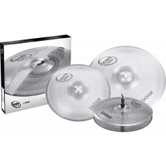 "Sabian Pack de cymbales Quiet Tone 14""-16""-18"" - Vue 2"