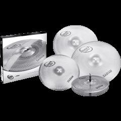 "Sabian Pack de Cymbales Quiet Tone 14""-16""-18""-20"" - Vue 2"