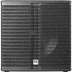 Hk Audio 15'' ampli 670Wrms - Vue 2