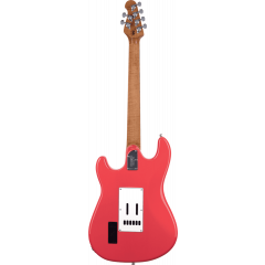 Music Man Cutlass RS coral red - Vue 2