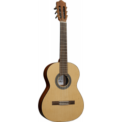 Santos Y Mayor Guitare classique naturelle 3/4 - GSM 7-3 - Vue 2