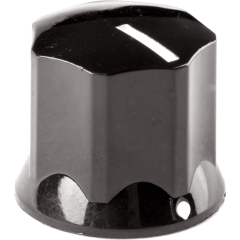 Dunlop ECB071 Bouton Rotatif Moyen Noir - Vue 2
