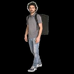 Schlagwerk TA12 sac à dos pour cajon - Vue 2