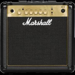 Marshall MG15 Gold - Vue 2