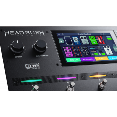 Headrush Gigboard - Vue 2