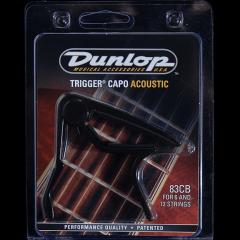 Dunlop Trigger noir folk - Vue 2