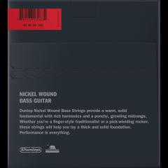 Dunlop DBN45105 filé rond nickel medium - Vue 2