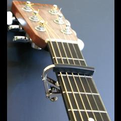 Shubb S1 capo deluxe acoustique / electrique - Vue 2