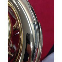 Sml Paris Saxhorn baryton 3+1 pistons verni - Stock B - Vue 2