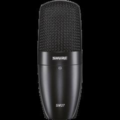 Shure SM27 - Vue 1