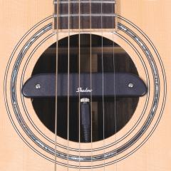 Shadow Micro rosace magnétique guitare folk - Vue 1