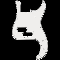 Yellow Parts Pickguard precision bass® blanc - Vue 1