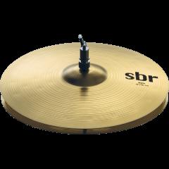 """Sabian SBR 14"""" hats - Vue 1"""