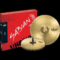 """Sabian SBR 1st pack 13"""", 16"""" - Vue 1"""