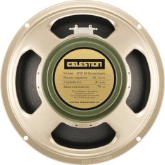 Celestion G12M Greenback 8 Ohm - Vue 1