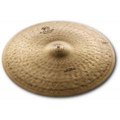 "Zildjian K Constantinople 22"" thin ride Overhammered - Vue 1"