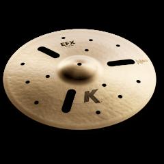 """Zildjian K 18"""" EFX - Vue 1"""