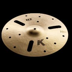 """Zildjian K 16"""" EFX - Vue 1"""