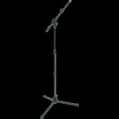 Rtx Pied de micro embase trépied perchette télescopique - noir - Vue 1