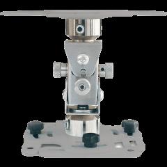 Euromet Support vidéoprojecteur mini Arakno argent - 20 kg - Vue 1