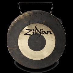 """Zildjian Gong 12"""" hand hammered - Vue 1"""
