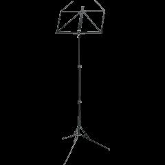 K&M 101-55 Pupitre pliable noir - Vue 1