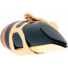 Bg Protège-becs larges noirs 0,8 mm - Vue 1