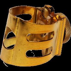Otto Link Ligature pour bec métal saxophone alto/ténor - Vue 1