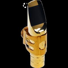 Otto Link Bec saxophone alto métal ouverture 7 - Vue 1