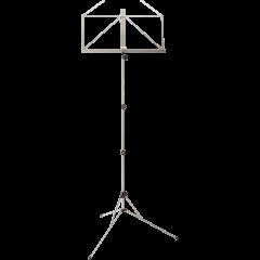 K&M Pupitre pliable nickelé - Vue 1