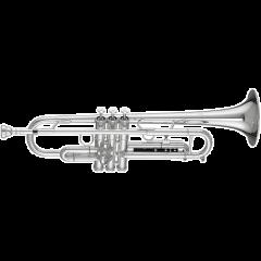 Getzen Trompette Sib professionnelle vernie 900 - Vue 1