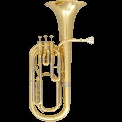Sml Paris Saxhorn baryton 3 pistons verni - Vue 1