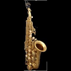 Sml Paris Saxophone soprano courbe débutant verni - Vue 1