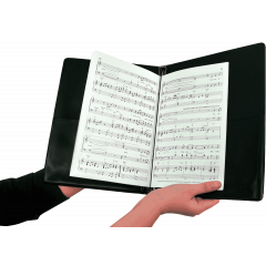 Manhasset Chemise de chorale 2 pages - Vue 1