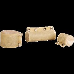 Gon Bops Pack de 3 drum shaker - Vue 1