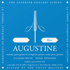 Augustine Mi 1 Bleu Concert - Vue 1