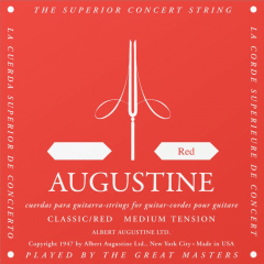 Augustine Sol 3 Rouge Concert - Vue 1